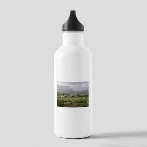 Historic Arkaba Woolsh Stainless Water Bottle 1.0L
