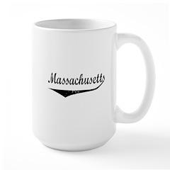 Massachusetts Large Mug