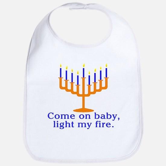 Come on Baby, Light My Fire Bib