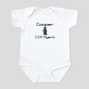 Cooper - CIA Agent Infant Bodysuit