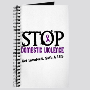 Stop Domestic Violence 2 Journal