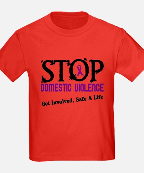Stop Domestic Violence 2 T