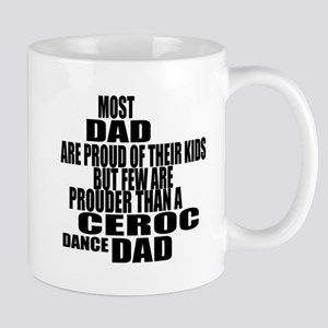 Ceroc Dance Dad 11 oz Ceramic Mug