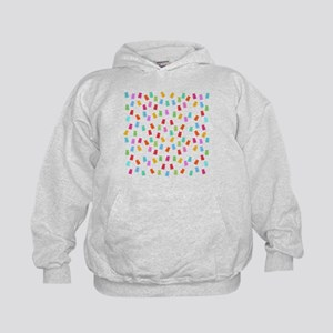 Candy pattern Sweatshirt