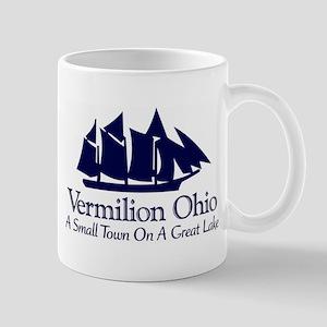 Vermilion Logo Mugs