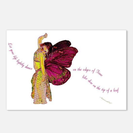 Tagore Quote Postcards (Package of 8)