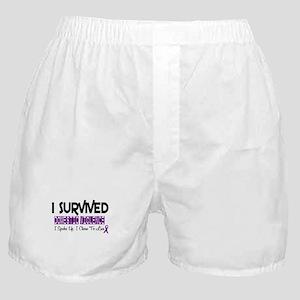 Domestic Violence Survivor 2 Boxer Shorts