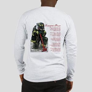 Firefighter Prayer Long Sleeve T-Shirt