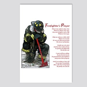 Firefighter Prayer Postcards (Package of 8)