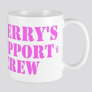 Sheryl Support Crew Mug
