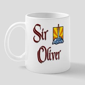 Sir Oliver Mug