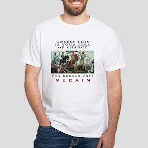 Apocalypse Horsemen White T-Shirt
