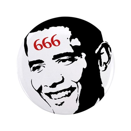 "Mark of Barack 3.5"" Button (100 pack)"