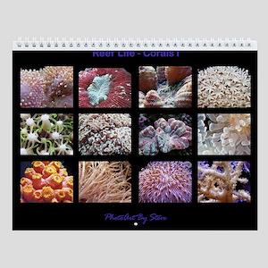Corals I Wall Calendar