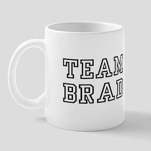 Team Brad Mug