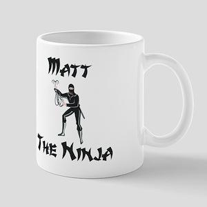Matt - The Ninja Mug