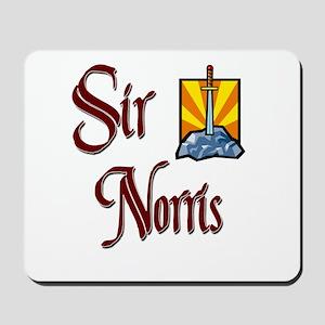 Sir Norris Mousepad