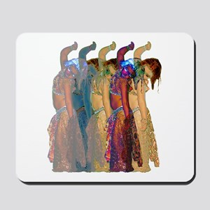 Rainbow Troupe Mousepad