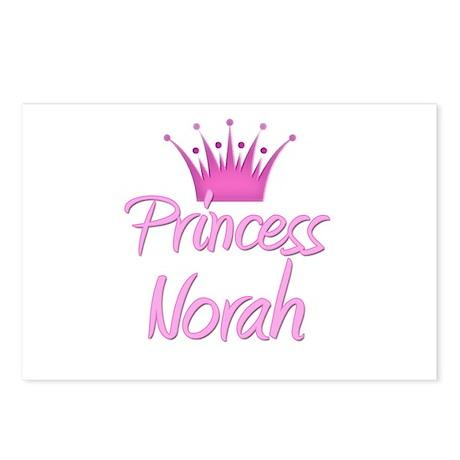 Princess Norah Postcards (Package of 8)