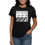 MUAYTHAI?PANDA Women's Dark T-Shirt