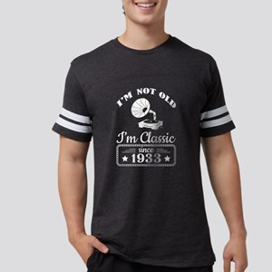 Not Old Classic Record Player Since 1933 T-Shirt