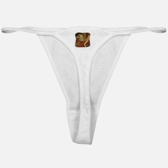 Godiva Classic Thong