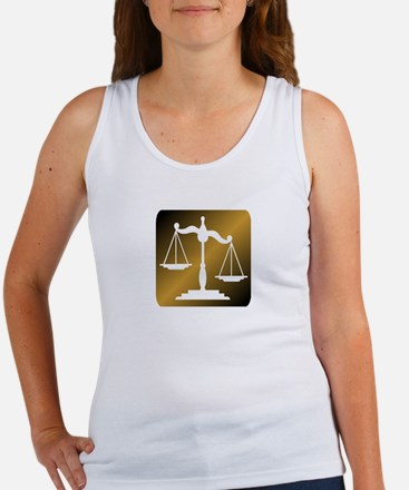 LAWYER Women's Tank Top