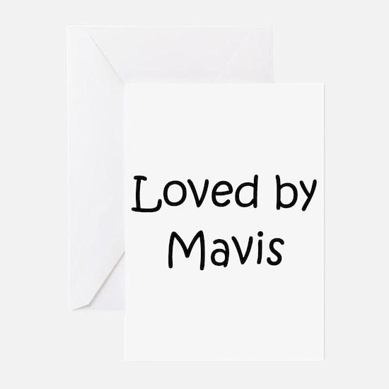 Cute Mavis Greeting Cards (Pk of 20)