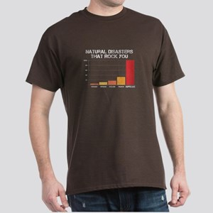 'Natural Disasters' Dark T-Shirt