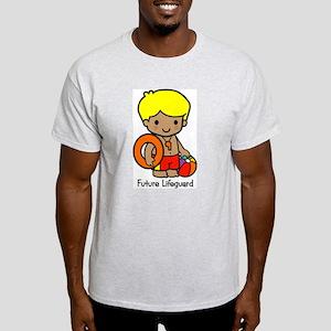 Future Lifeguard - boy Ash Grey T-Shirt