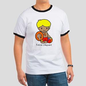 Future Lifeguard - boy Ringer T
