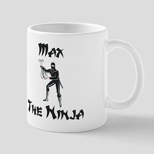 Max - The Ninja Mug