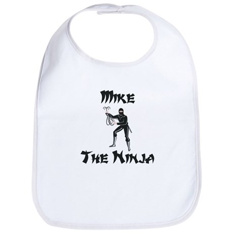Mike - The Ninja Bib
