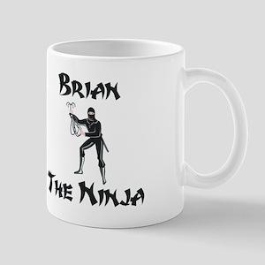 Brian - The Ninja Mug