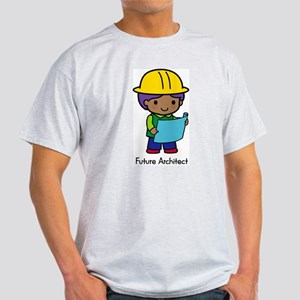 Future Architect boy Ash Grey T-Shirt