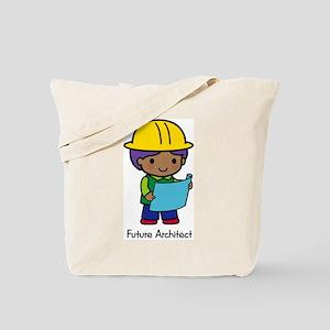 Future Architect boy Tote Bag