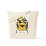 Dlugosz Family Crest Tote Bag