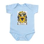 Dlugosz Family Crest Infant Creeper