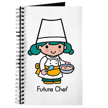 Future Chef girl Journal