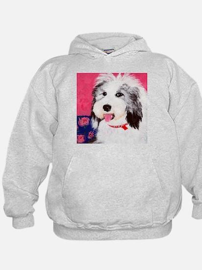 dog_oes_q01 Hoodie