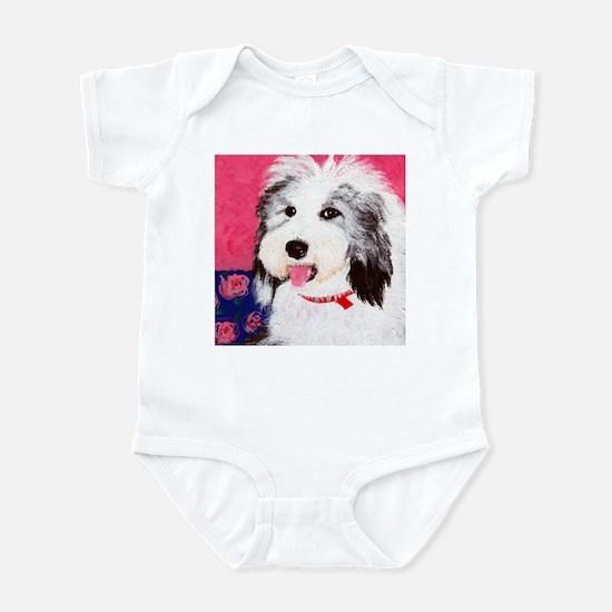 dog_oes_q01 Infant Bodysuit