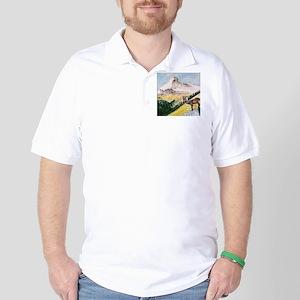 Ibex Mountain Golf Shirt