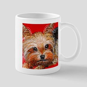 dog_yorkie_q01 Mug