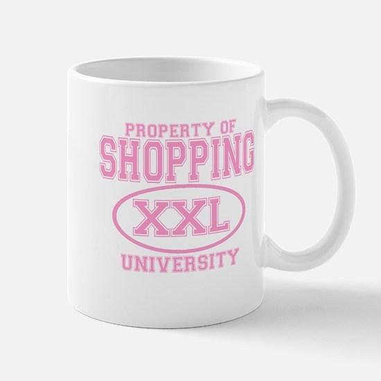 Shopping University Mug
