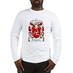 Drogomir Family Crest Long Sleeve T-Shirt