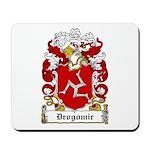 Drogomir Family Crest Mousepad