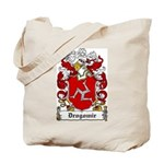Drogomir Family Crest Tote Bag