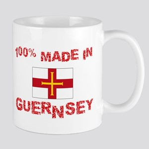 100 Percent Made In Guernsey Mugs