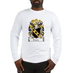 Elsnic Family Crest Long Sleeve T-Shirt