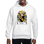 Elsnic Family Crest Hooded Sweatshirt